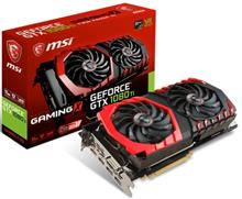 MSI GeForce GTX 1080 TI GAMING X 11G Graphics Card